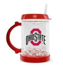 Ohio State University Junior Crystal Freezer Mug