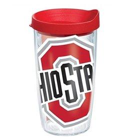 Tervis Ohio State University Athletic O Wrap 16 oz Tervis