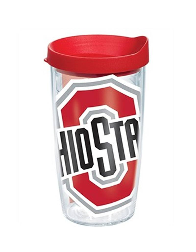 Ohio State University Athletic O Wrap 16 oz Tervis