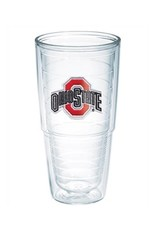 Ohio State University Embroidered 24 oz Tervis