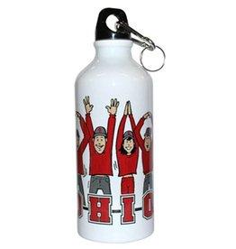 Ohio State O-H-I-O Aluminum Water Bottle
