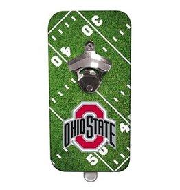 Ohio State University Click-N-Drink Magnetic Bottle Opener