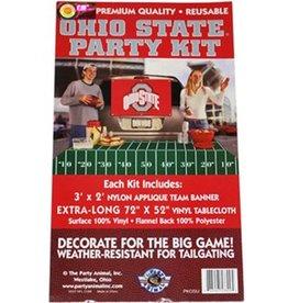 Ohio State University Tailgate Party Kit