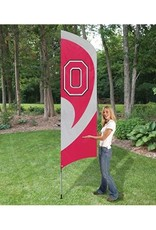 Ohio State University 8.5 Foot Team Flag