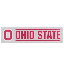 Ohio State University 8 Foot Banner