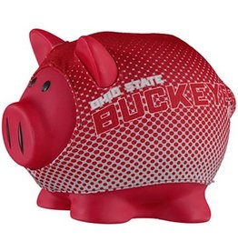 Forever Collectibles Ohio State University Big Logo Sweater Pig Bank