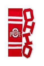 Ohio State University O-H-I-O Flag