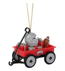 Ohio State University Team Wagon Ornament
