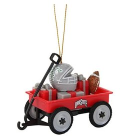 Ohio State University Team Wagon Ornament