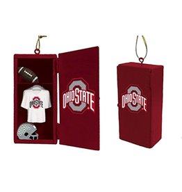 Ohio State University Team Locker Ornament