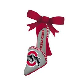 Ohio State University High Heel Ornament