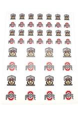 Ohio State University 88 Stickers