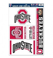 Wincraft Ohio State University 11x17 Multi Use Decals