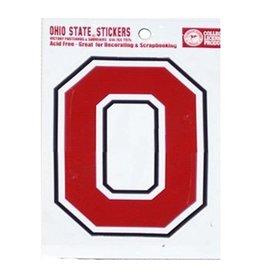 Ohio State University Block O Sticker