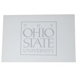 "Ohio State University ""Blank Inside"" Card"