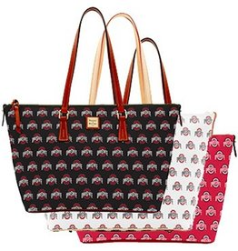 Dooney & Bourke Dooney & Bourke Ohio State University Zip Top Shopper