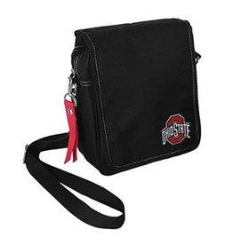 Ohio State University Ribbon Satchel