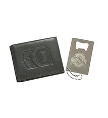 Ohio State University Wallet Gift Set