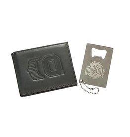 Ohio State University Wallet Gift Set