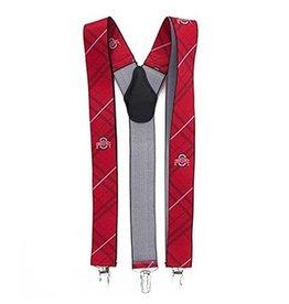 Ohio State Buckeyes Oxford Suspenders