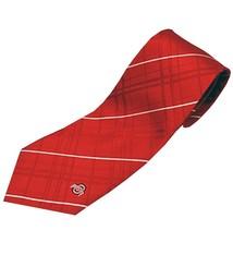 Ohio State University Oxford Woven Tie