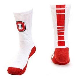 Ohio State University Intimidator Socks