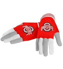 Forever Collectibles Ohio State University Team Knit Gloves