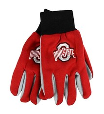 Forever Collectibles Ohio State University Utility Gloves