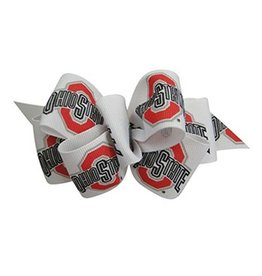 Ohio State University Athletic O Butterfly Clip