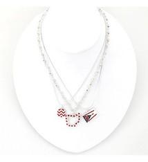 Ohio Traditions Trio Necklace