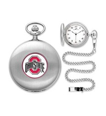 Ohio State University Silver Pocket Watch