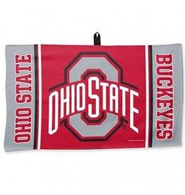 Wincraft Ohio State University Waffle Golf Towel