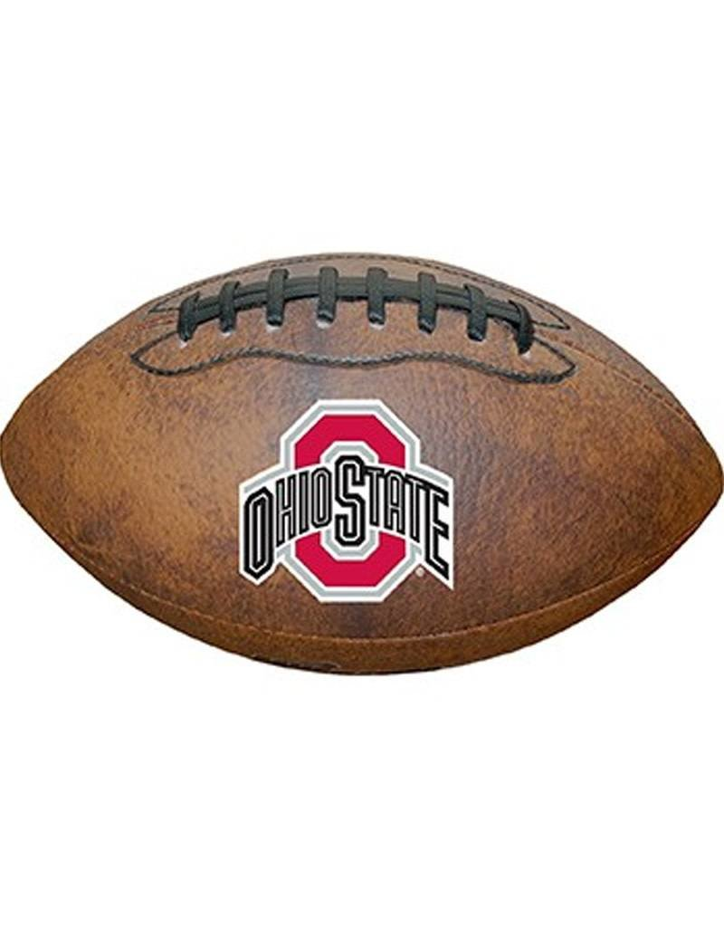 Ohio State University Mini Vintage Football