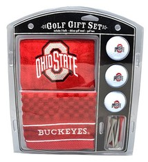 Ohio State University Golf Gift Set