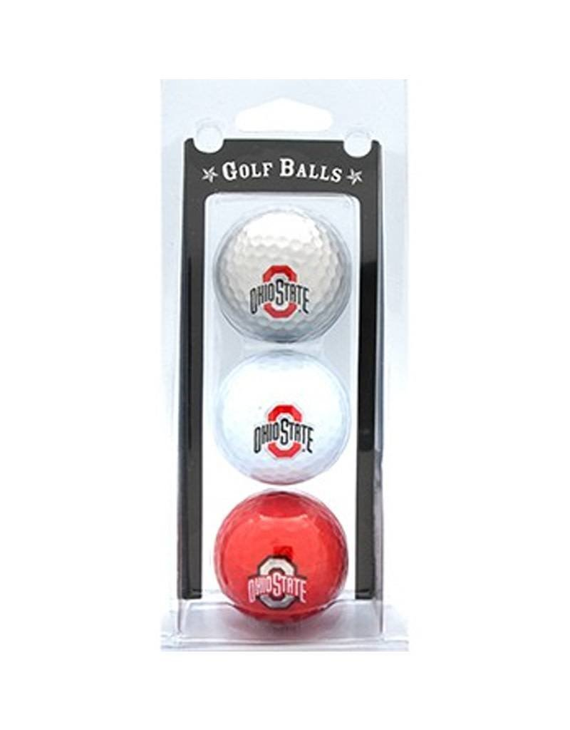 Ohio State University Golf Ball Multi Set