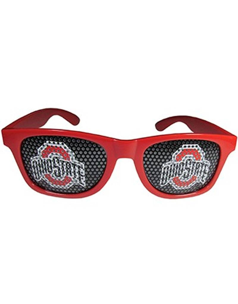 Ohio State University Athletic O Logo Sunglasses