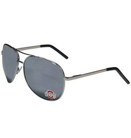 Ohio State University Aviator Sunglasses