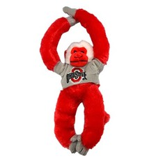 Forever Collectibles Ohio State University Rally Monkey