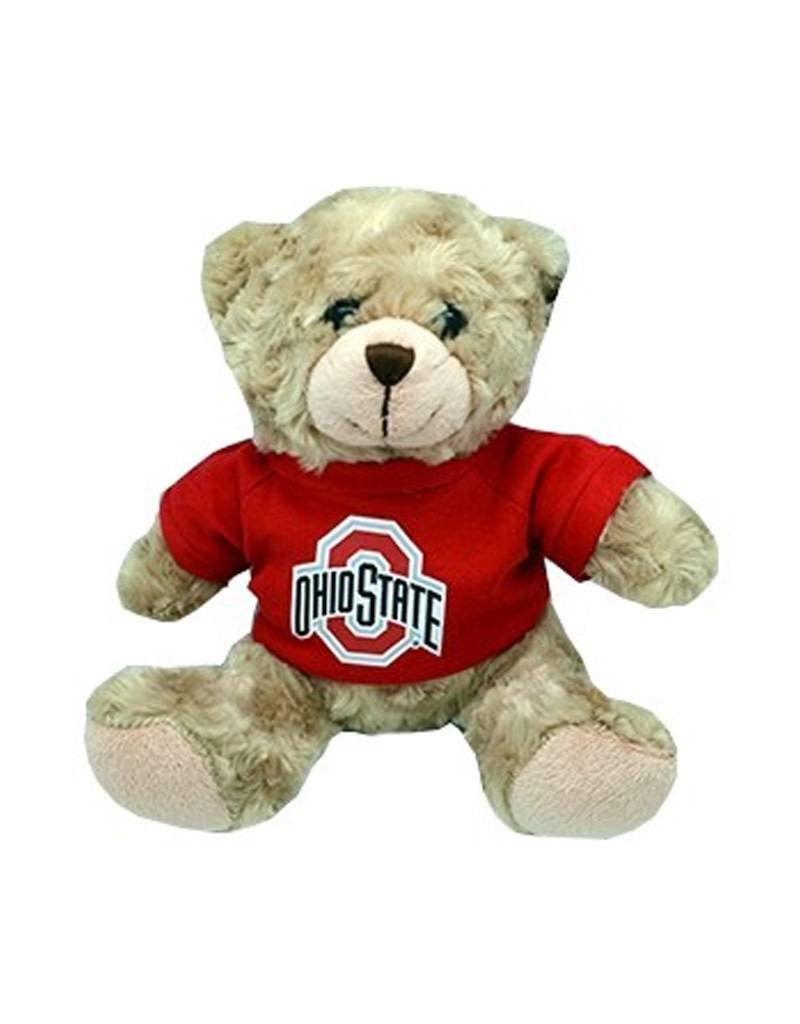 Ohio State University Plushland 11 inch Jersey Bear