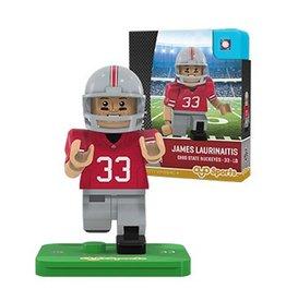 Ohio State University James Laurinaitis #33 Minifigure