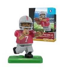 Ohio State University Ted Ginn Jr. #7 Minifigure