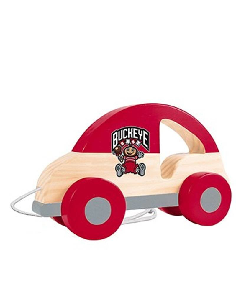 Ohio State University Push & Pull Toy