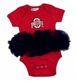 Ohio State University Infant Tutu Onesie