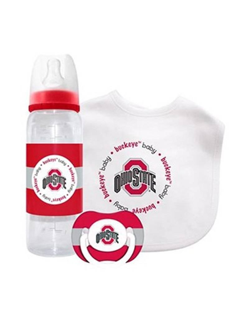 Ohio State University Boxed Baby Gift Set