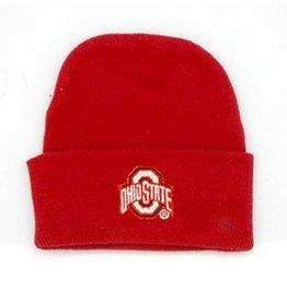 Ohio State University Knit Newborn Cap