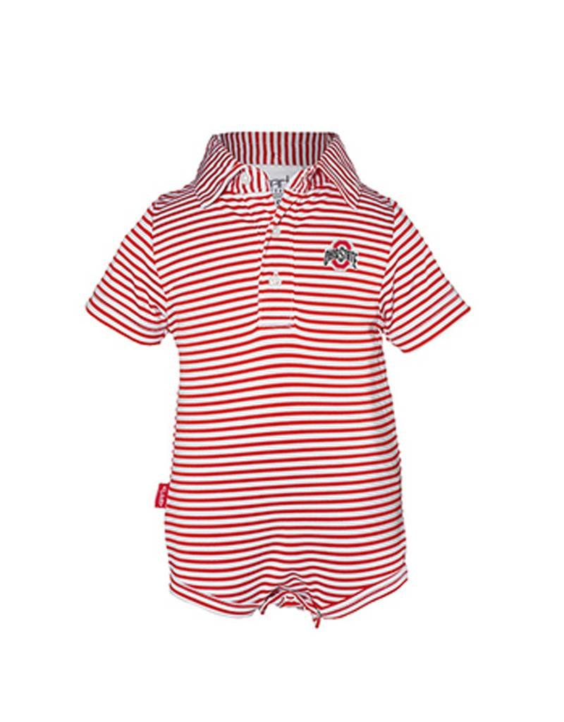 Ohio State University Carson Polo Onesie