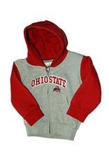 Ohio State University Toddler Comfort Zip Hoodie