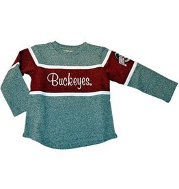 Ohio State University Toddler Long Sleeve Terry Fleece