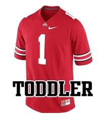 Nike Ohio State University Toddler Replica #1 Jersey
