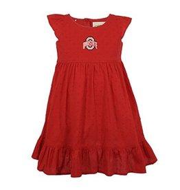 Ohio State University Scarlett Toddler Dress